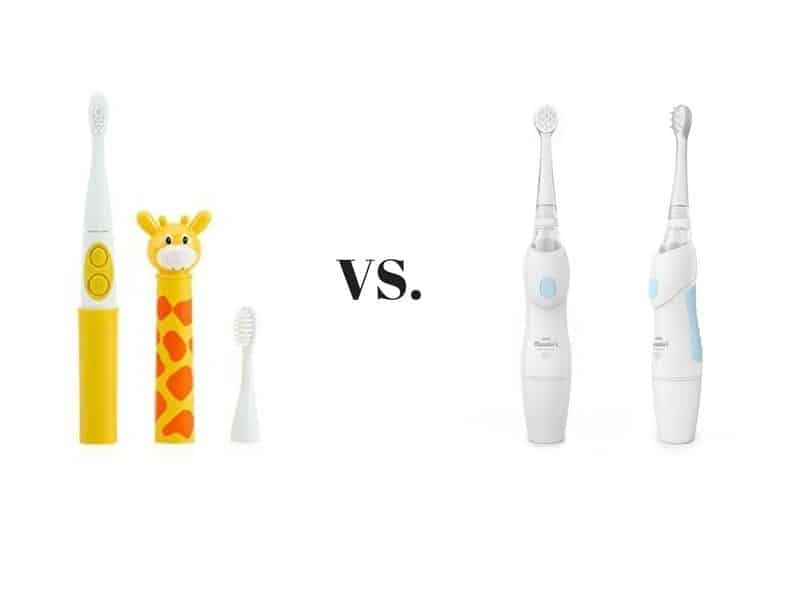 Toddler Mattress Vs Baby Mattress Nuby Electric Toddler Toothbrush Vs Little Martin's Baby