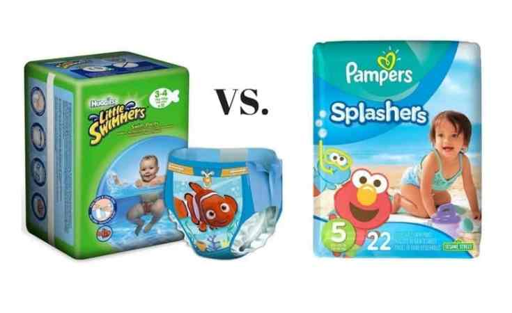 Toddler Mattress Vs Baby Mattress Huggies Little Swimmers Vs Pampers Splashers Swim Diapers