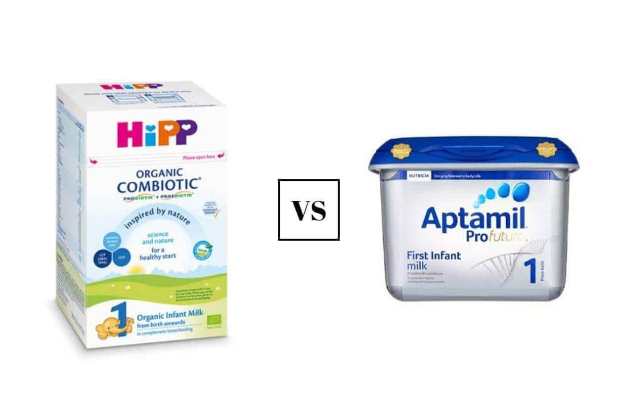 Baby Only Likes Ready Made Formula Hipp Vs Aptamil 2020 Which Baby Formula Is Best The