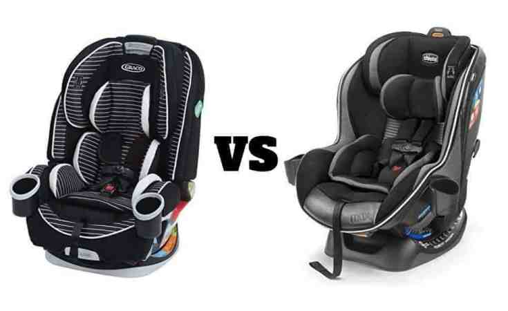 Toddler Mattress Vs Baby Mattress Graco 4ever Vs Chicco Nextfit Battle Of The Convertible