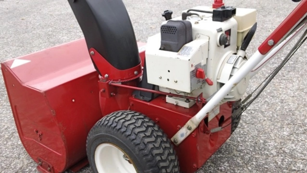 Used Snow Blowers Vintage And Antique Snow Blower Gallery Heroes Of Snow Removal