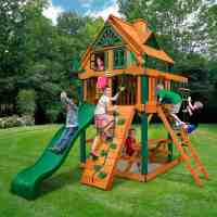 Small Playsets For Small Backyards | Outdoor Goods