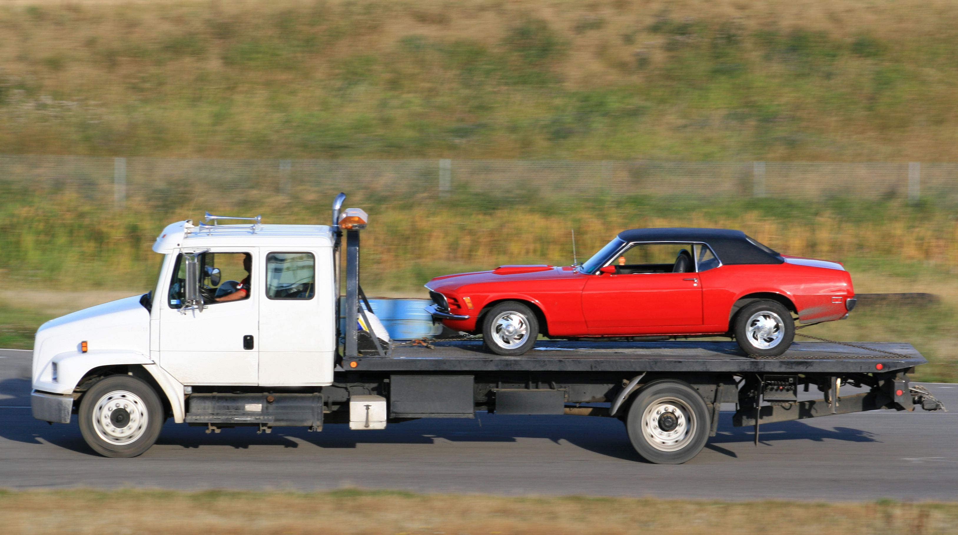 Towing Car What Is Voluntary Repossession?