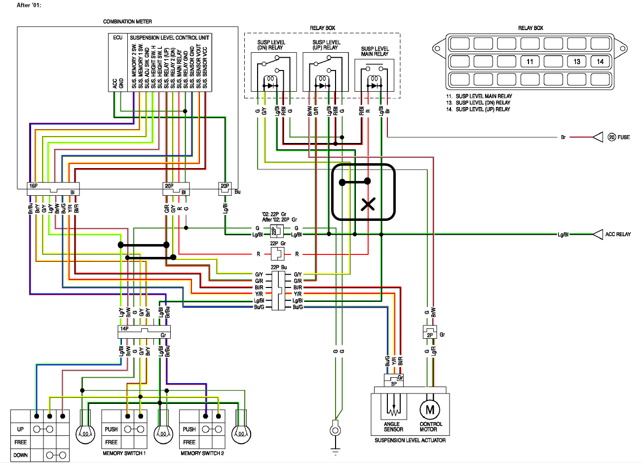 1800 goldwing wiring diagram
