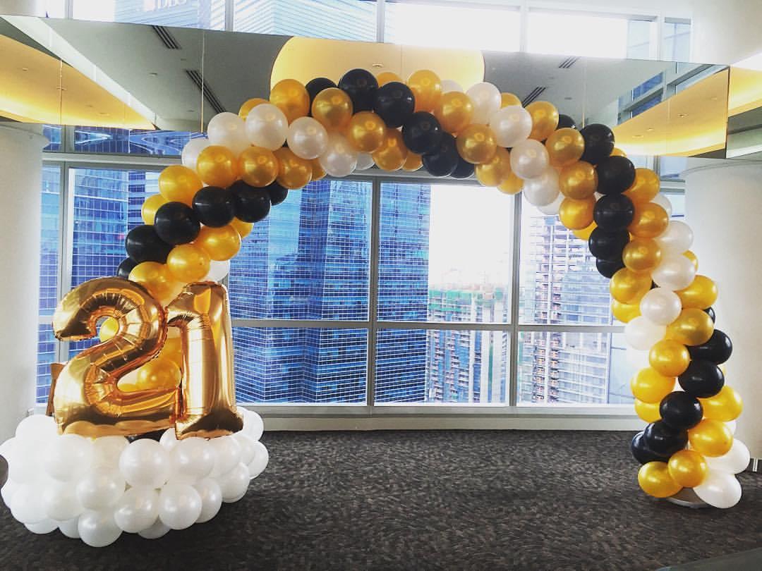 Premium Balloon Arch Decorations In Singapore