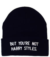 Not Harry Styles Beanie
