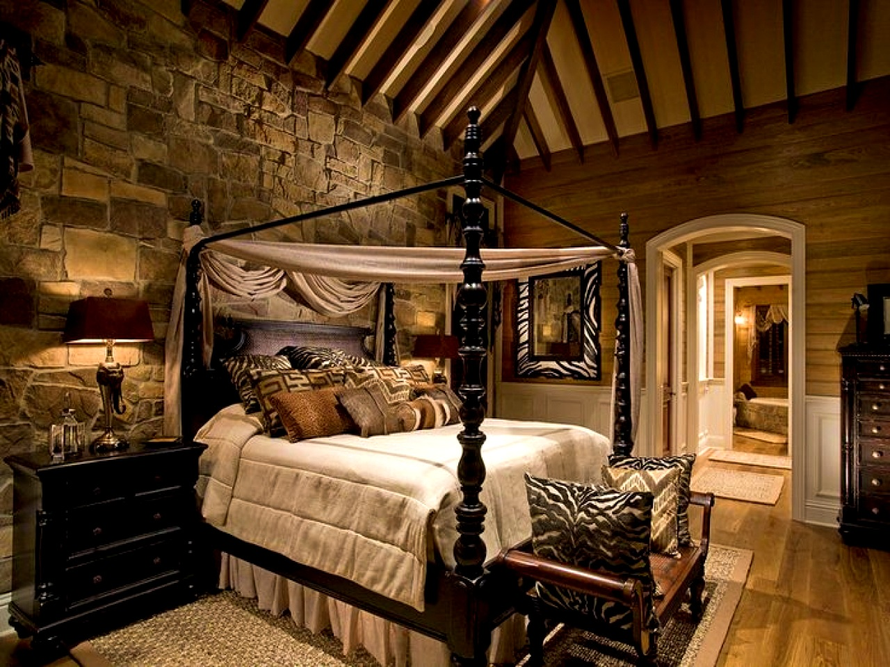 Rustic Interior Design Ideas Living Room Rustic Bedroom Decorating Ideas A Guide To Inspire And