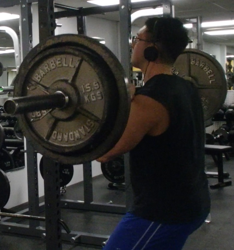 New ROK Article on the Overhead Press
