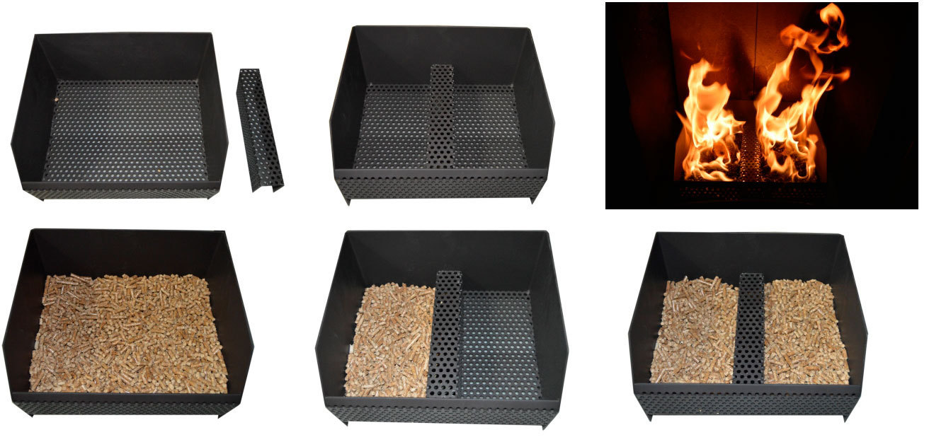Weber Bbq Starter Pellet Burning Basket - The Barbecue Store Spain