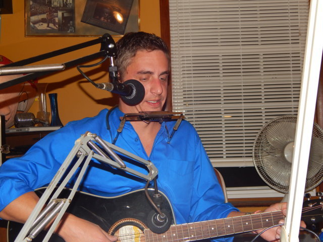 Nick & Bootsy welcome singer/songwriter, Brian Muench on Show #258