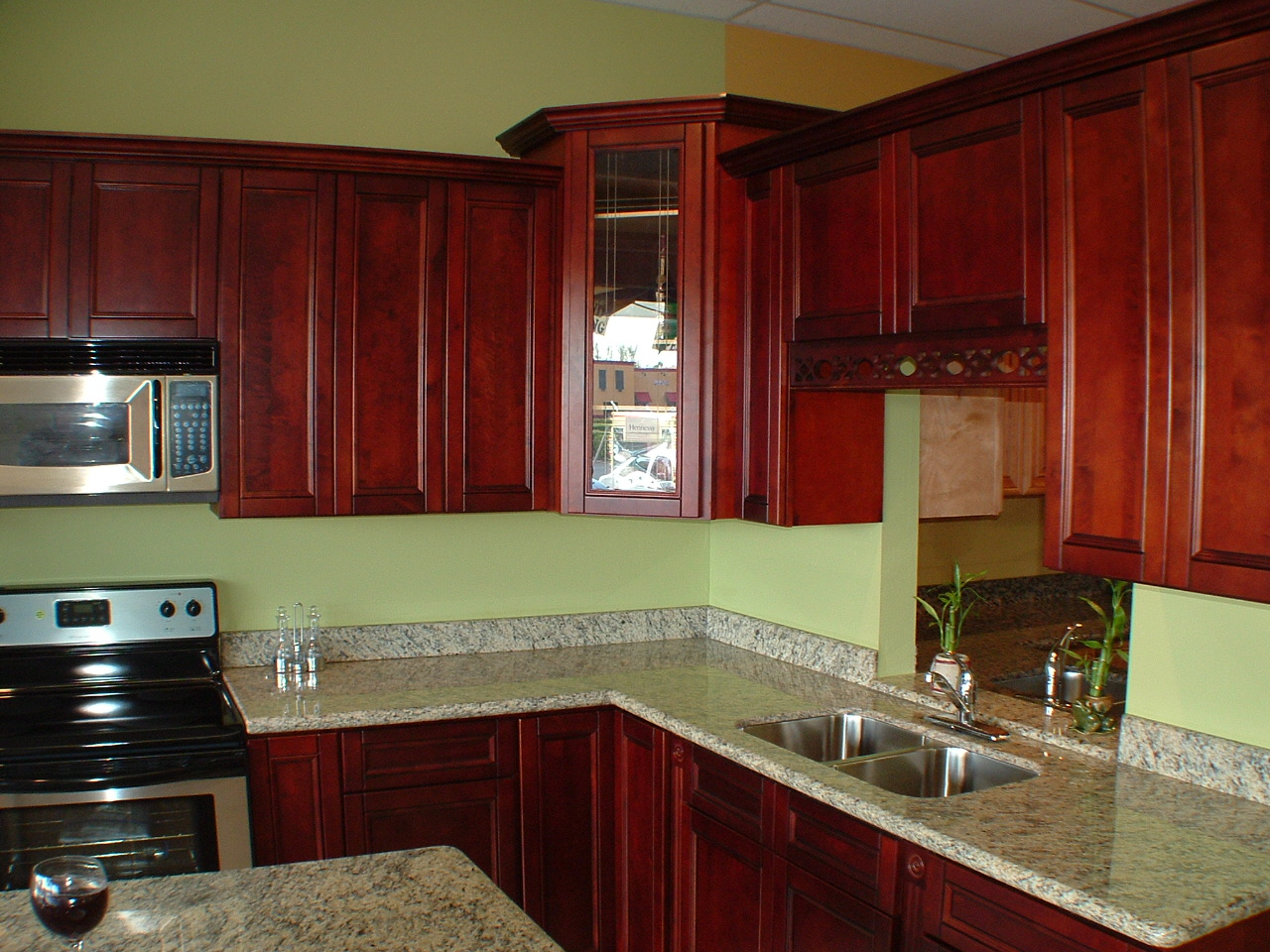 Kitchen Cabinets Cherry Wood The Best Types Of Wood For Building Cabinets The Basic
