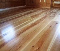 Hickory Flooring Pros and Cons - The Basic Woodworking