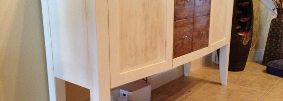 How To Chalk Paint Kitchen Cabinets