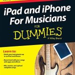 Cover for iPad and iPhone For Musicians For Dummies