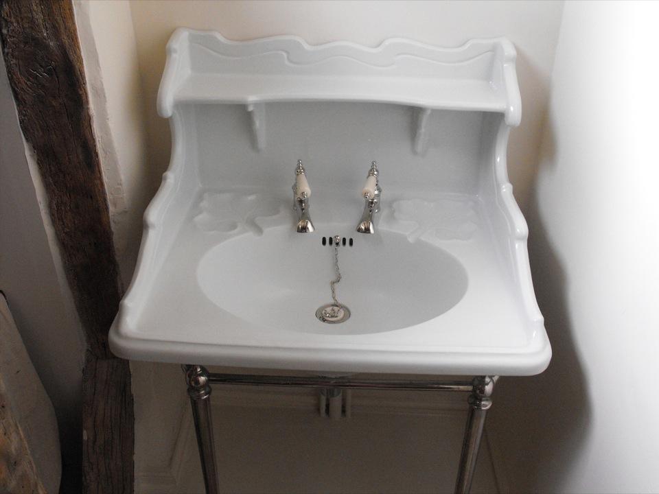 Resurfacing Antique Sinksthe Bath Business
