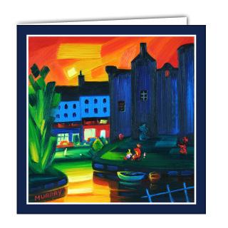 rothesay-castle-art-print-by-raymond-murray