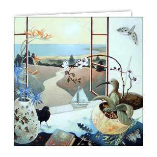 heading-south-greeting-card-from-artwork-by-lesley-mclaren