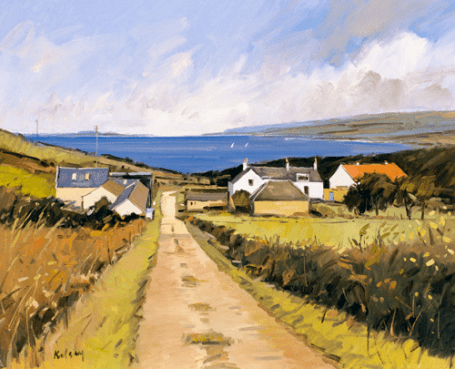 Road to the Shore Kintyre