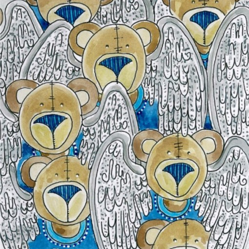 Angel_Bears_by_Wayne_Williams