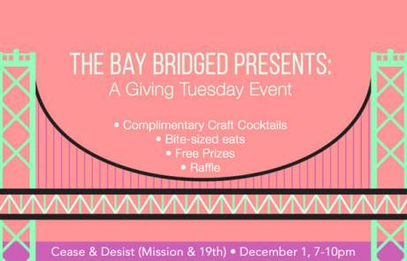 FInd out all the raffle prizes for our Giving Tuesday event next week