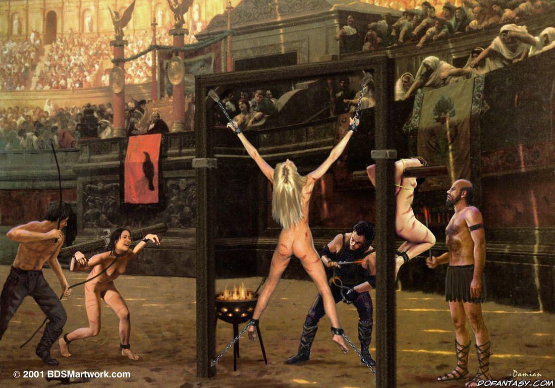 women slavery in ancient rome
