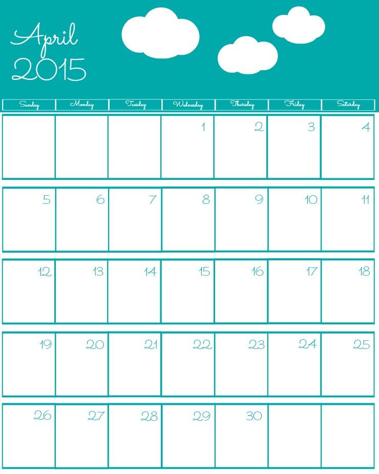 Download February 2015 Calendar Portrait Template Design Cutecute