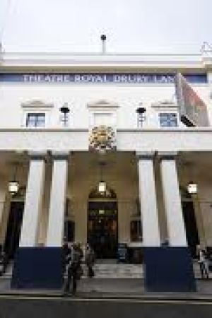English: Theatre Royal Drury Lane London's old...