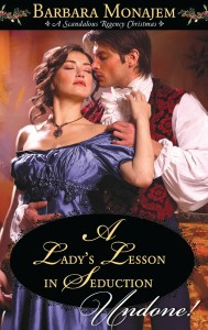 A Lady's Lesson in Seduction Cover