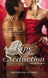 Ripe for Seduction Cover