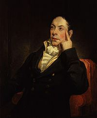 Painting of Monk Lewis