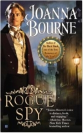 Cover for Rogue Spy by Joanna Bourne
