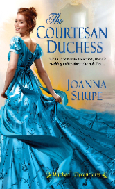 Cover image for Joanna Shupe's The Courtesan Duchess