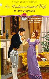 Cover image for Jo Ann Ferguson's An Undomesticated Wife