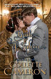 Cover image for Collette Cameron's Bride of Falcon
