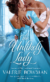 Cover image for Valerie Bowman's The Unlikely Lady
