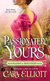 Cover image for Cara Elliott's Passionately Yours