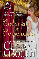 Cover image for Cheryl Bolen's Countess by Coincidence