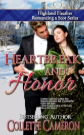 Cover image for Collette Cameron's Heartbrk and Honor