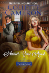 Cover image for Collette Cameron's Schemes Gone Amiss
