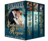 Cover image for Collette Cameron's Embraced by a Rogue