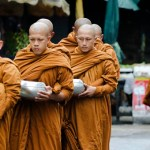 Crash Course In The Giving Of Alms To Buddhist Monks