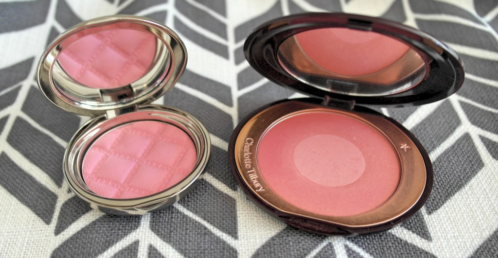 Blush Wars – By Terry vs Charlotte Tilbury