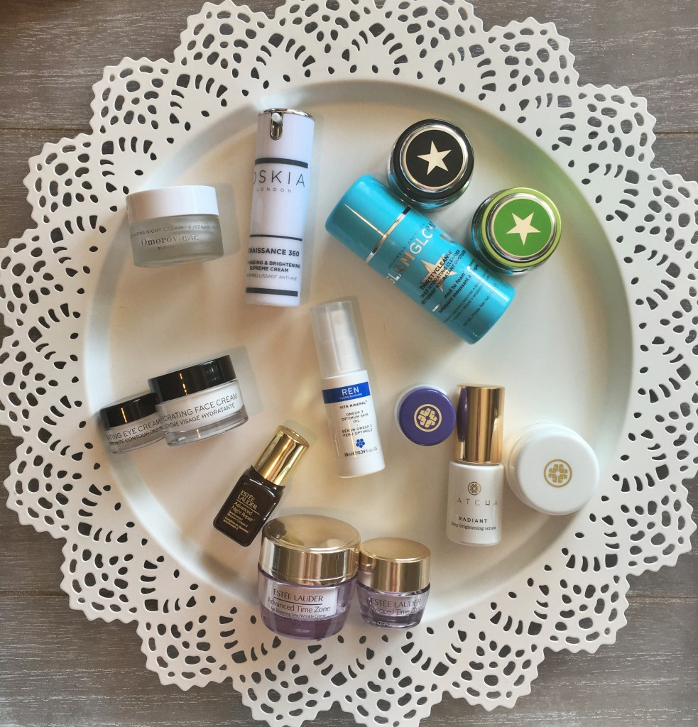 Skincare Travel, Trial, Sample and Mini