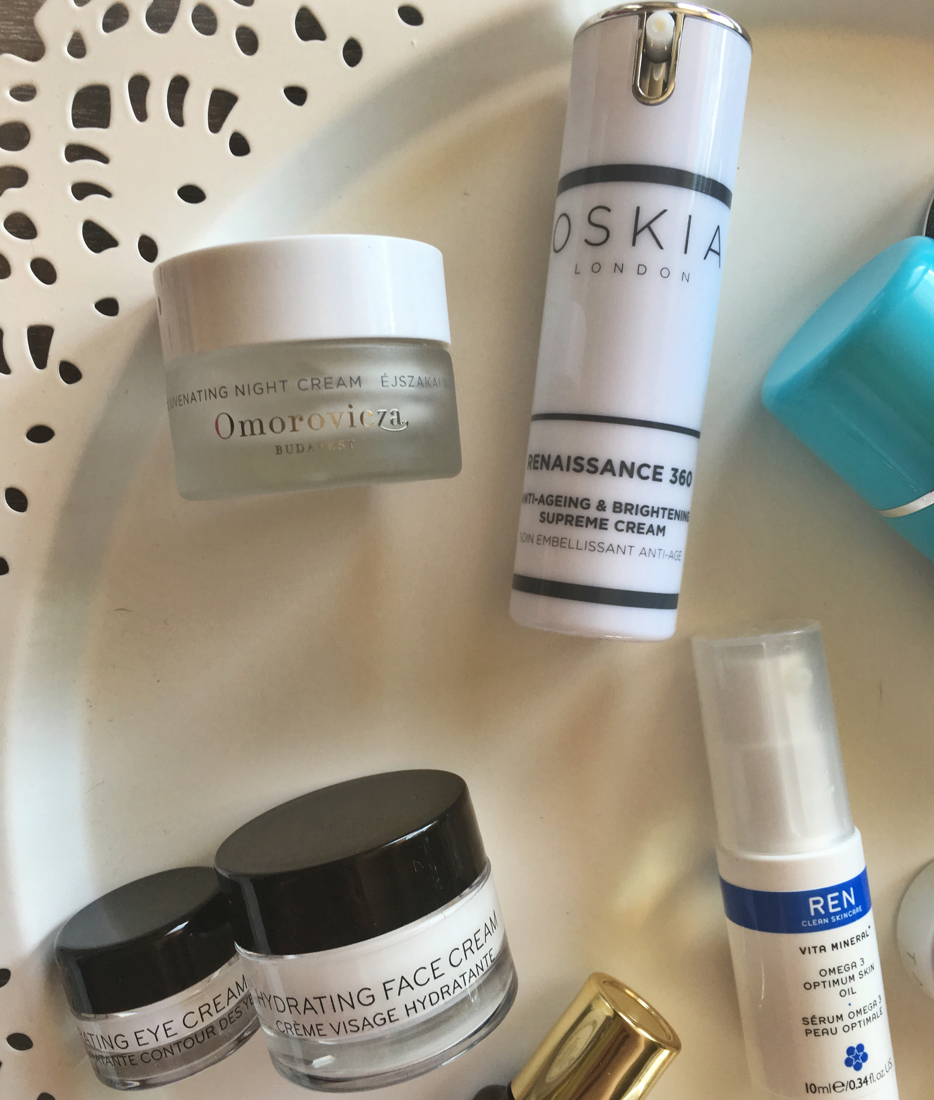 Omorovicza, Oskia, Bobbi Brown