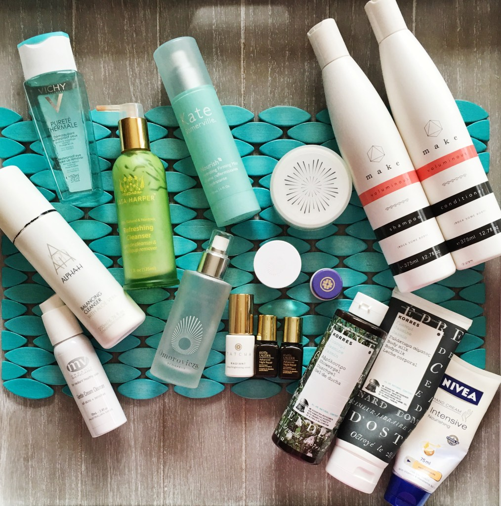 Empties #5 Skin, Hair & Body