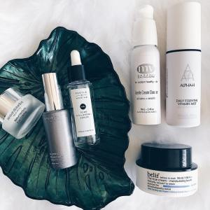 My Friday morning destress 10 mins of skincare to forgethellip