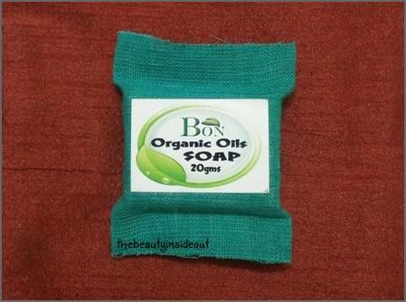 BON Organics Oils Soap Review