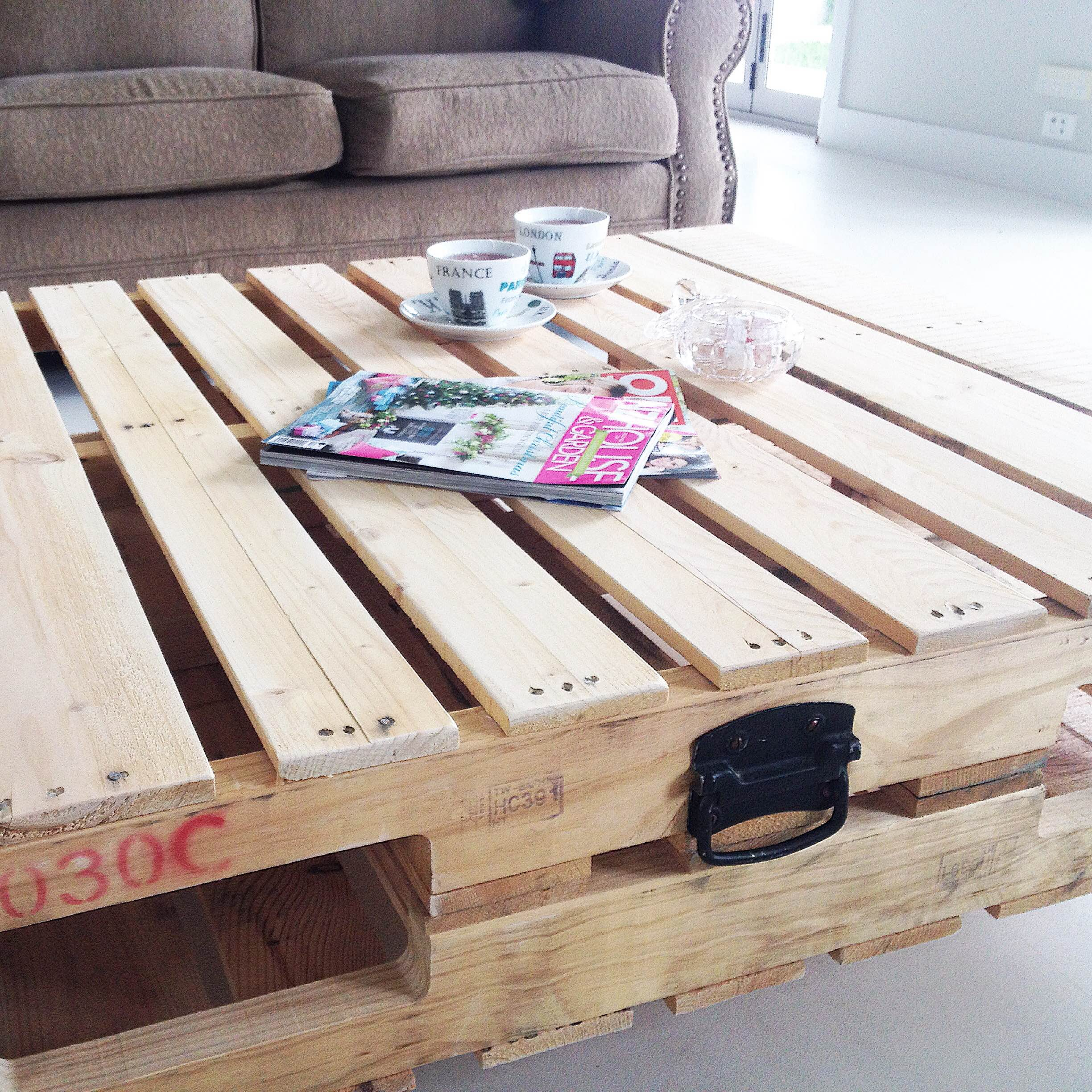 Diy Table Palette Palette Furniture My Life In Blogs