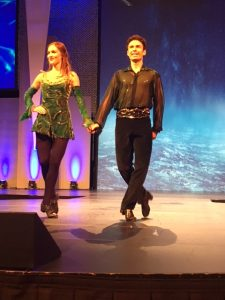 I have a crush on Riverdance.