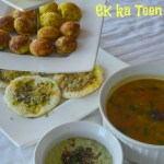 Broccoli Breakfast – Idlis, Vadas & Uttapams